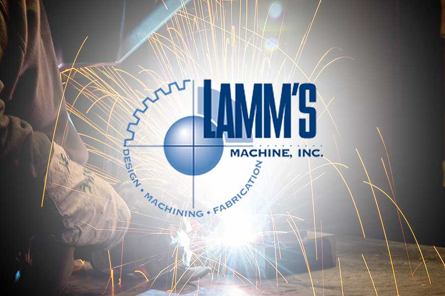 MANUFACTURING — large capacity machine shop — Lamm's Machine
