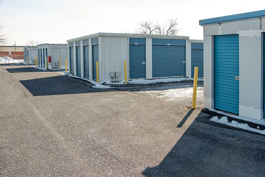 Distribution Self Storage Facility Airport Road