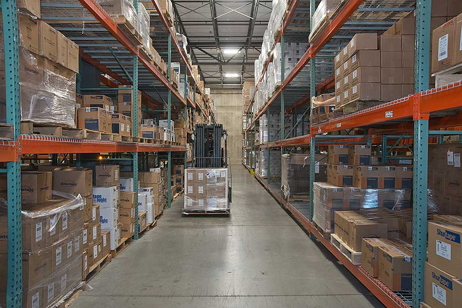 DISTRIBUTION — packaging supplies distribution — Beck Packaging