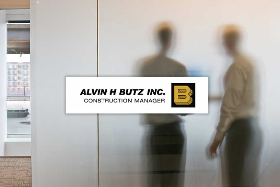 CONSTRUCTION & REAL ESTATE — construction management — Alvin H Butz Inc.