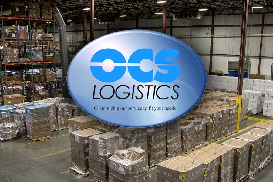 DISTRIBUTION — customized storage and distribution — OCS Logistics