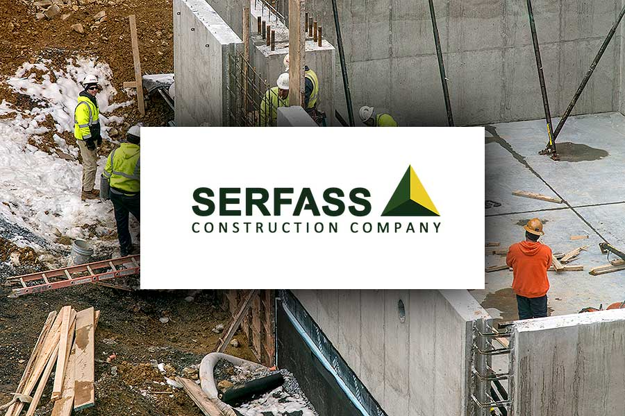 CONSTRUCTION & REAL ESTATE — commercial construction — Serfass Construction