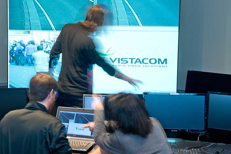TECHNOLOGY — audiovisual communications — Vistacom