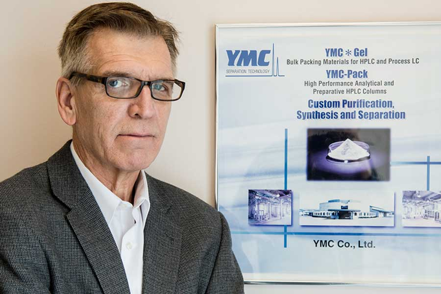 TECHNOLOGY — liquid chromatography — YMC America