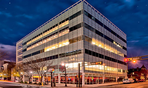 <p>Butz Corporate Center, plugged into downtown energy and vitality.</p>